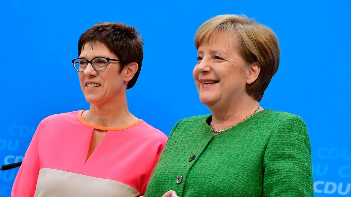 Merkel désamorce un début de rébellion dans son parti — Allemagne
