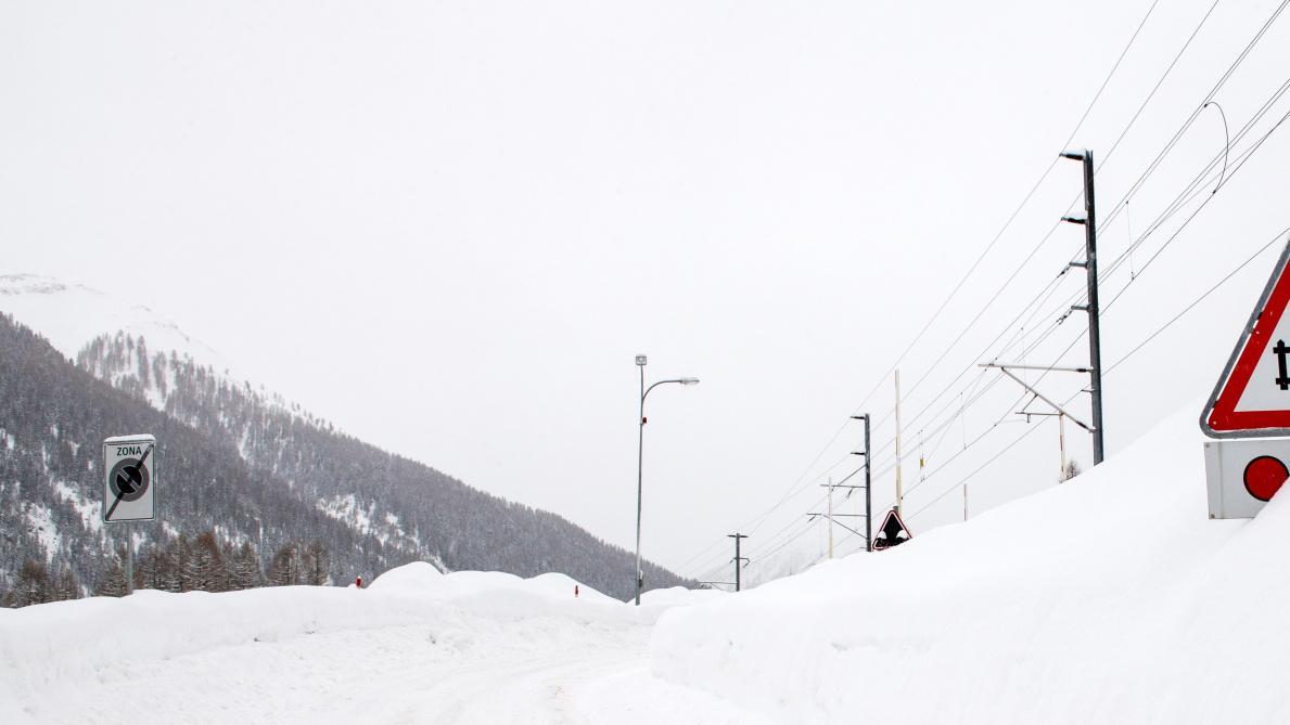 Arolla: l'avalanche de samedi après-midi blesse quatre personnes, dont une grièvement