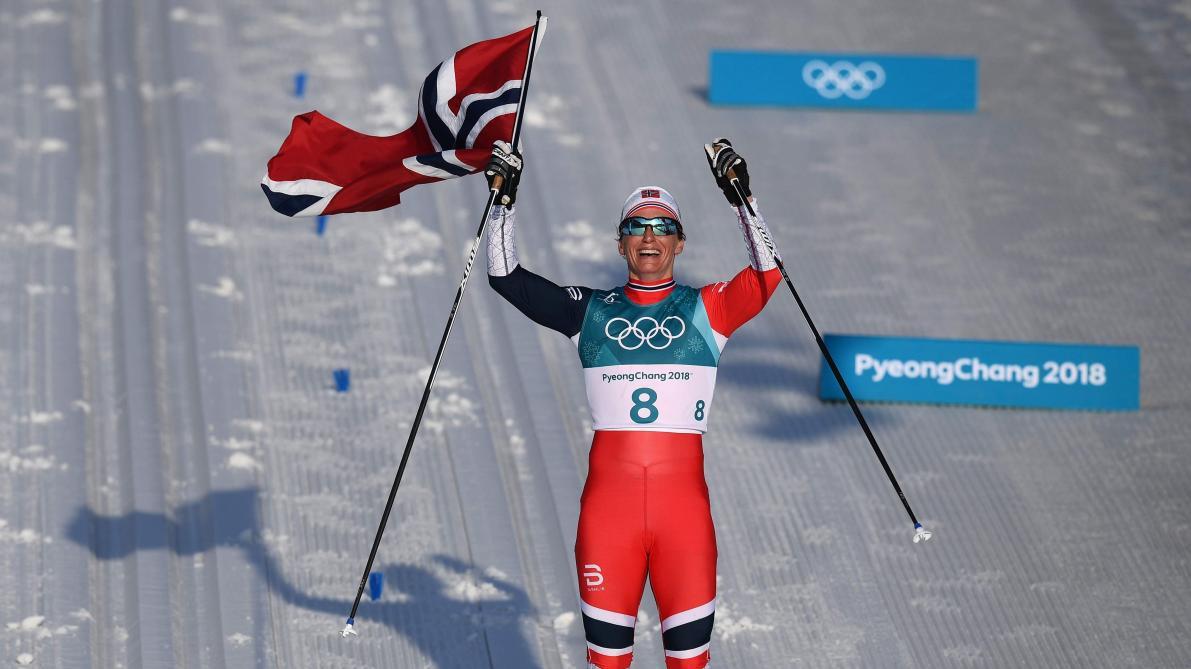 JO 2018 : Marit Bjørgen un peu plus dans l'histoire