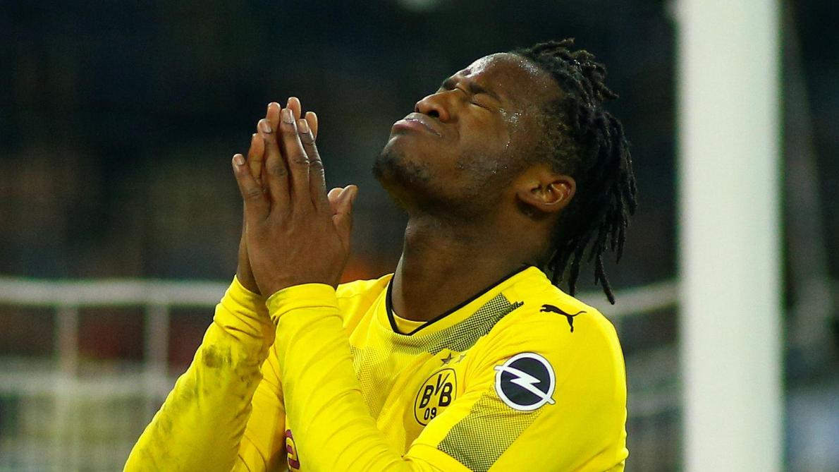 Europa League: l'UEFA poursuit l'Atalanta après des cris racistes contre Michy Batshuayi