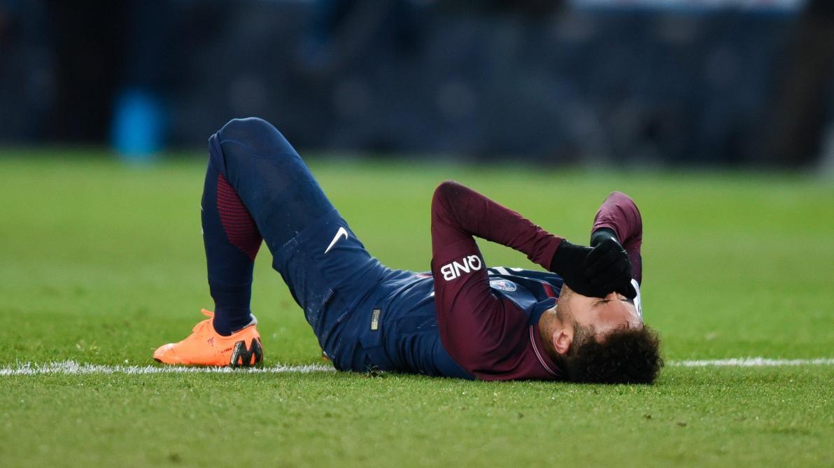 Blessure, le retour de Neymar se précise de plus en plus — PSG