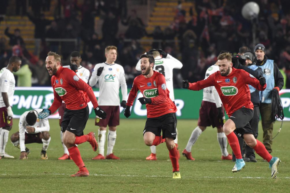 SM Caen, Genesio évoque l'importance de la Coupe de France — OL