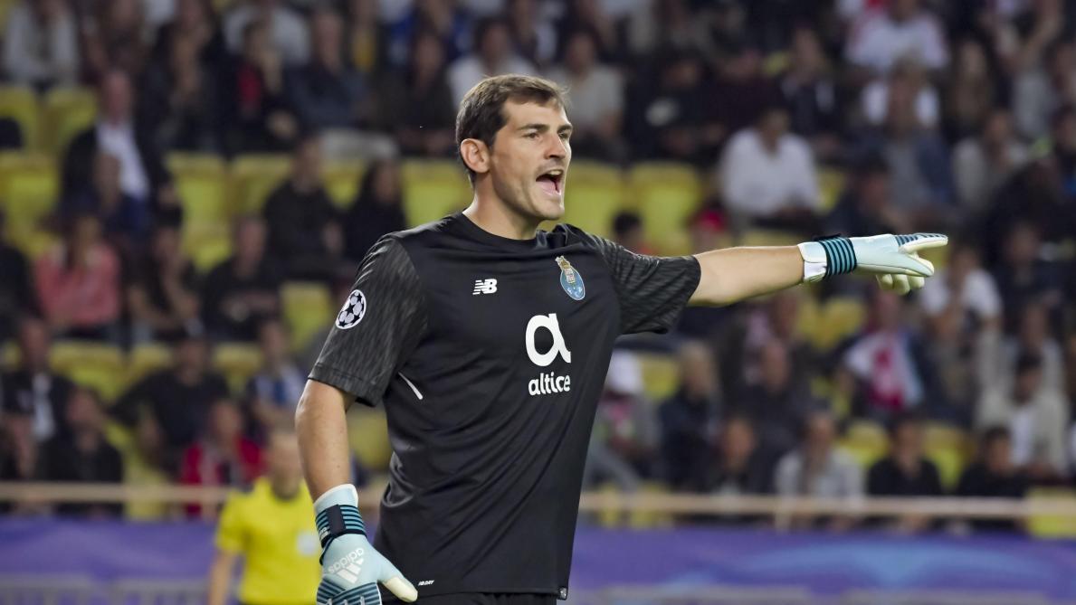 Porto ne renouvellera pas Casillas