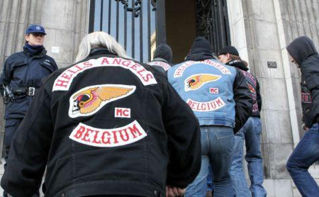 Coup de filet contre des Hells Angels belges