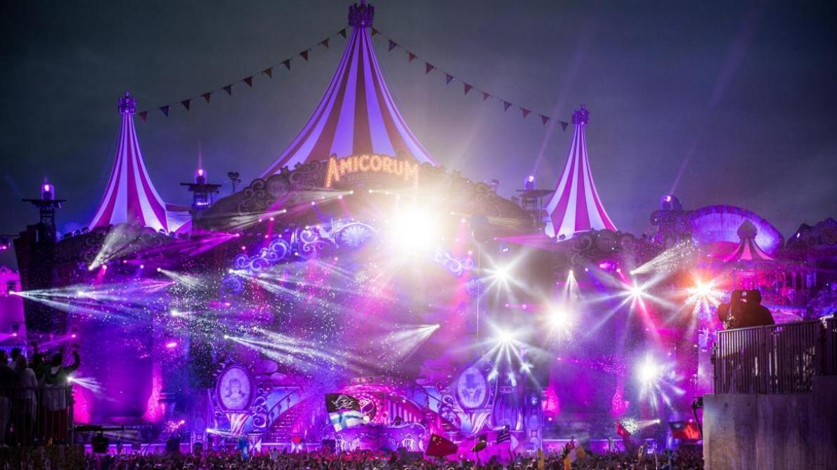 Le festival belge Tomorrowland arrive à l'Alpe d'Huez en mars 2019
