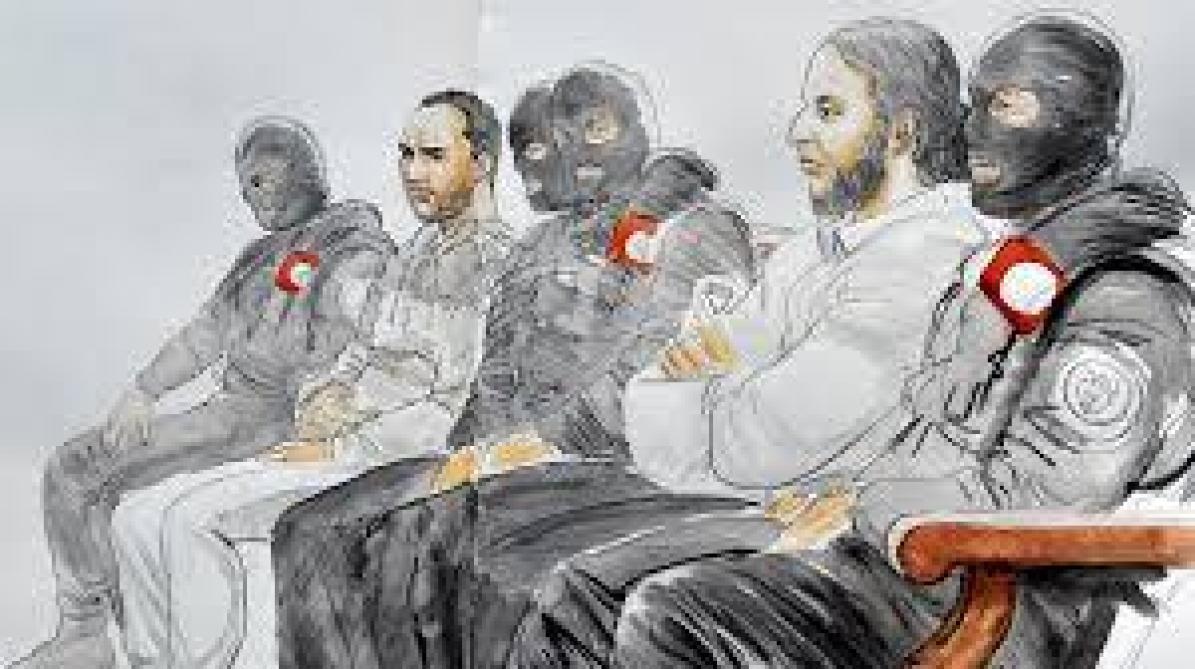 Salah Abdeslam sort de son silence — Terrorisme