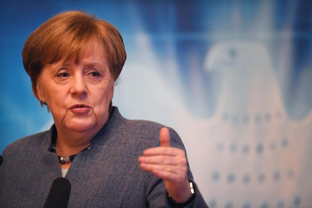 Angela Merkel chancelière, quatrième et dernière — Allemagne