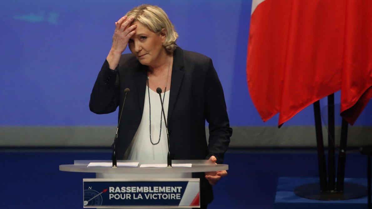 FRANCE PARTIES FRONT NATIONAL