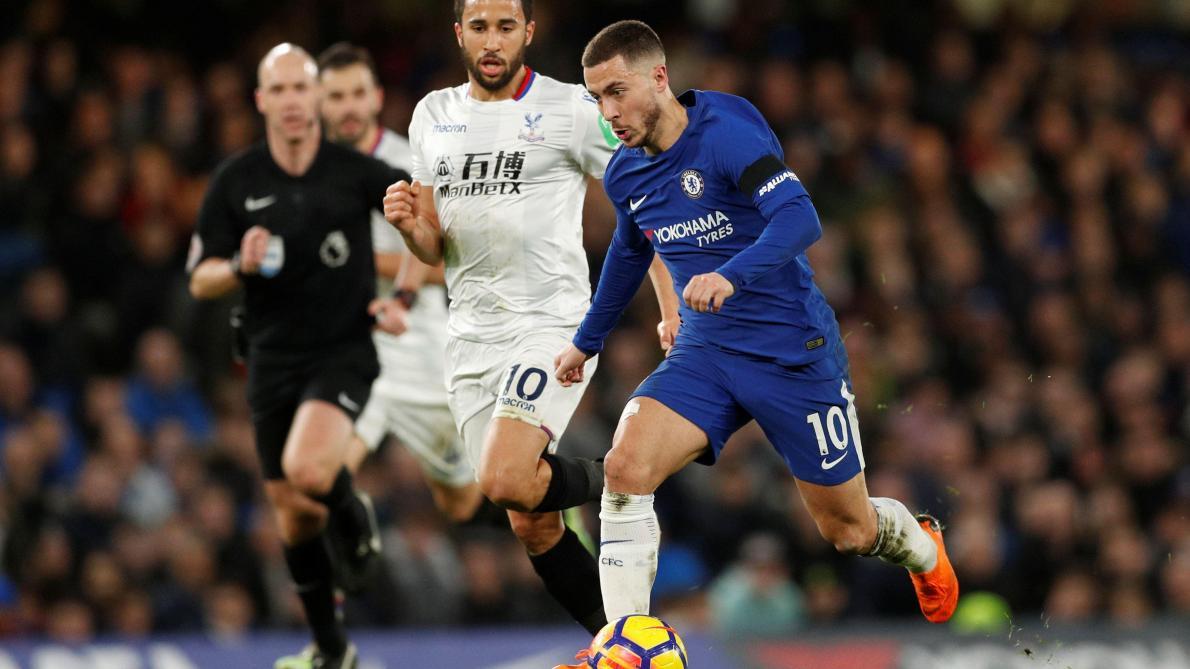 Chelsea, Hazard :