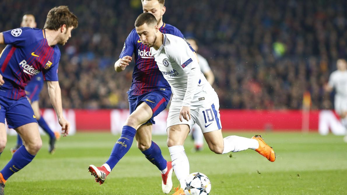 Coupe d'Angleterre : Chelsea souffre contre Leicester mais passe en demie