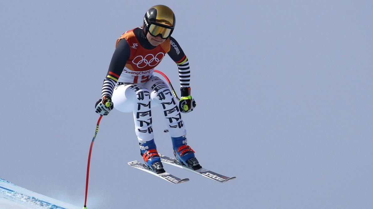 Coupe du monde de ski alpin: le géant dames des finales à