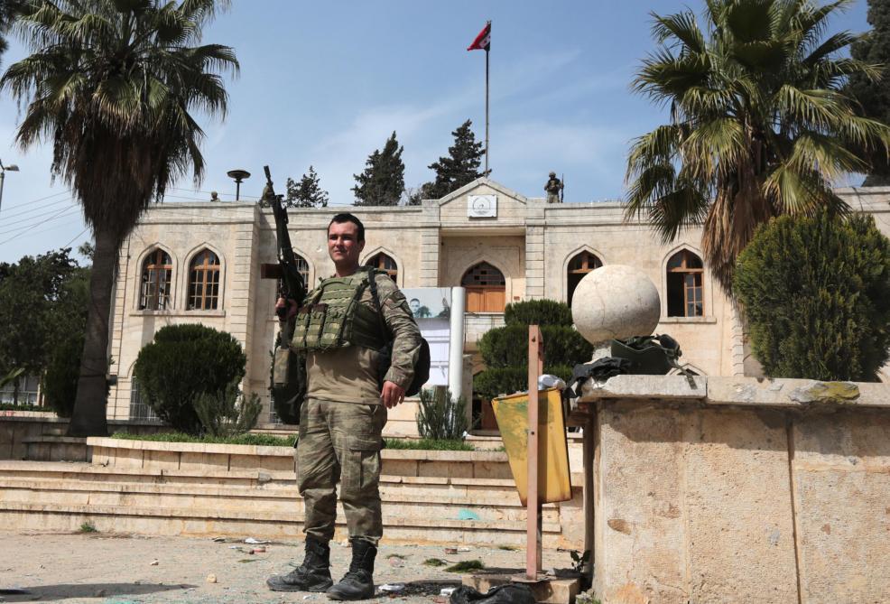 Les rebelles commencent à évacuer l'avant-dernière enclave dans la Ghouta — Syrie