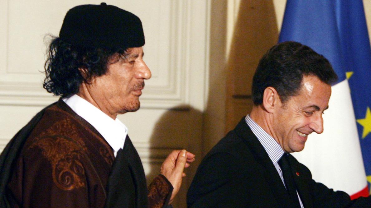 Nicolas Sarkozy placé en garde à vue ce mardi matin