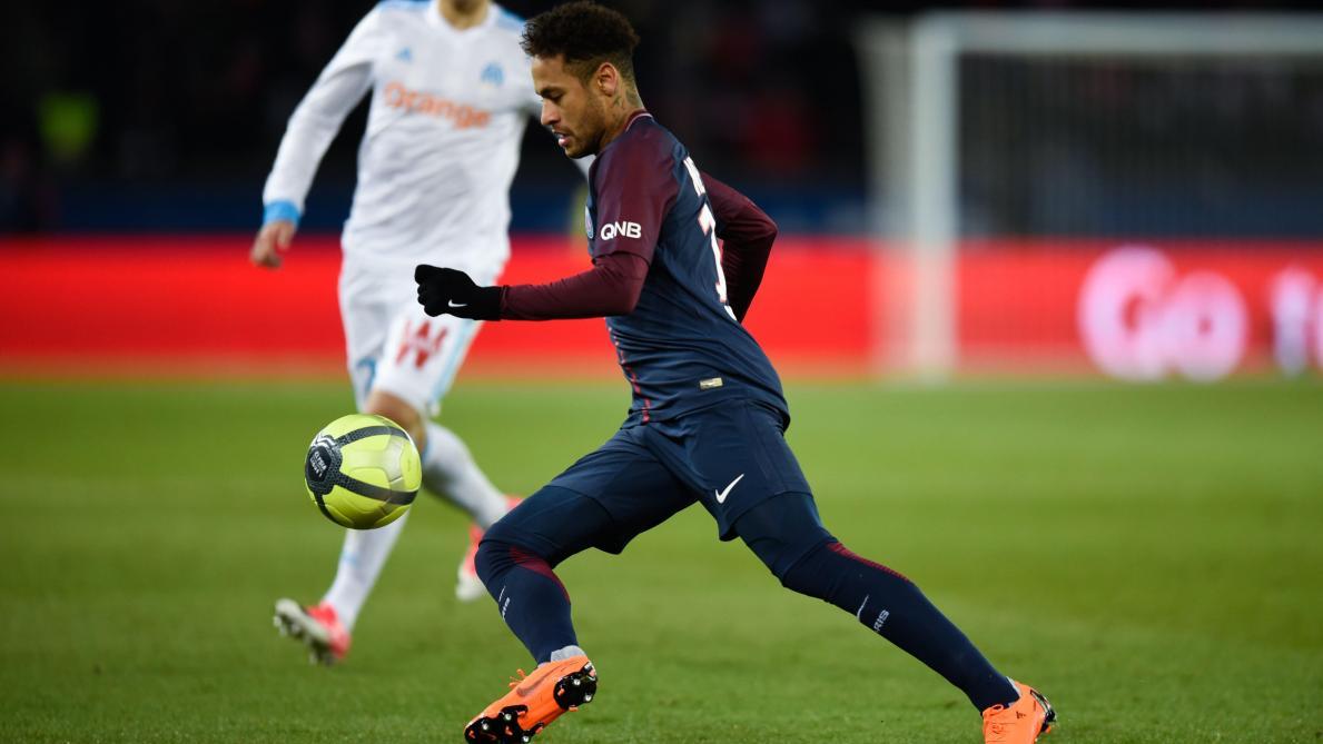 Visiblement, la convalescence de Neymar se passe bien — PSG