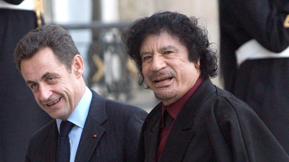 Quand Nicolas Sarkozy Ecartait D Un Revers De Main Tous Les Soupcons De Financement Libyen Le Soir