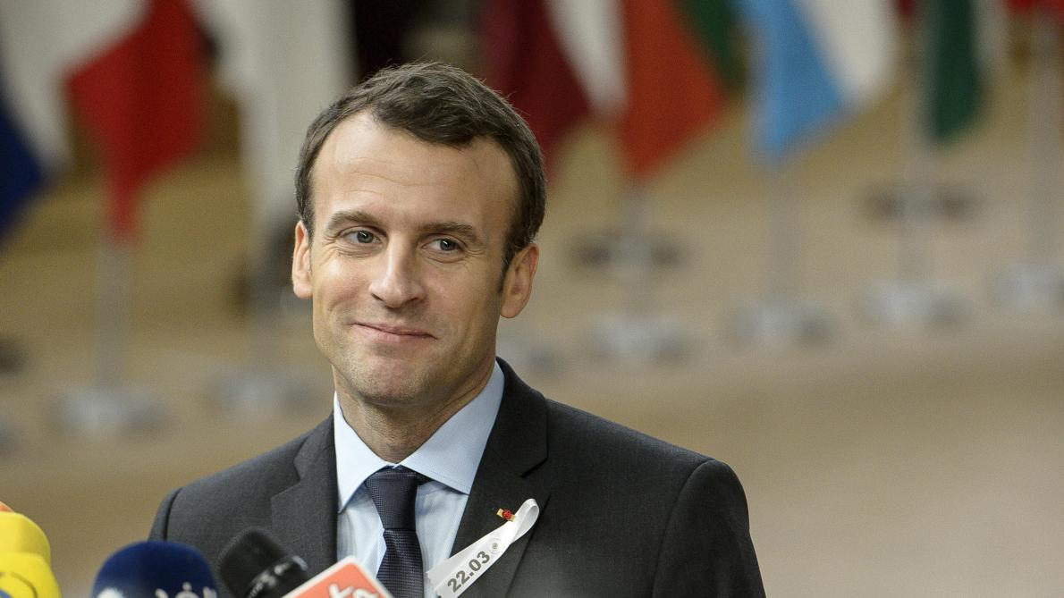 Pour Macron, les mouvements sociaux n'ont aucun impact