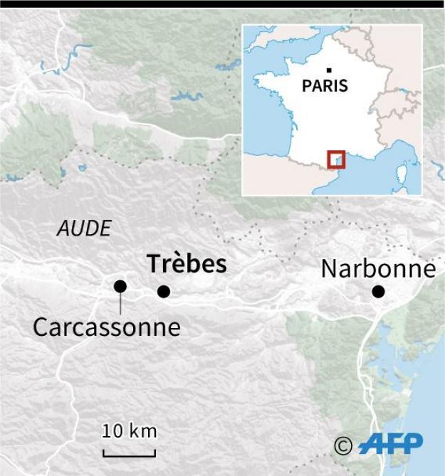 Prise d'otage en France, le terroriste présumé abattu
