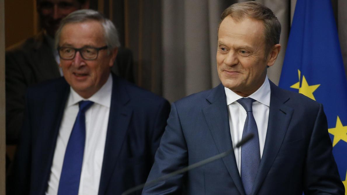Juncker et Tusk: l'unité européenne a pay