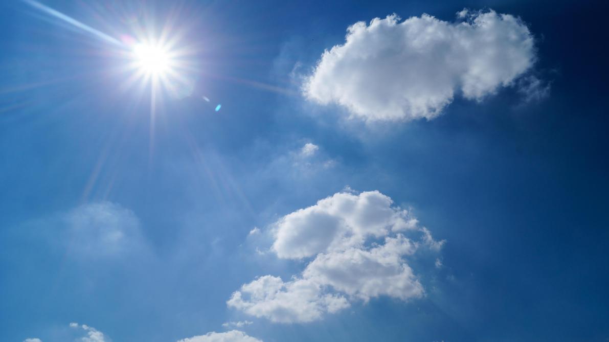 Les températures augmentent en fin de semaine: les prévisions météo, région par région