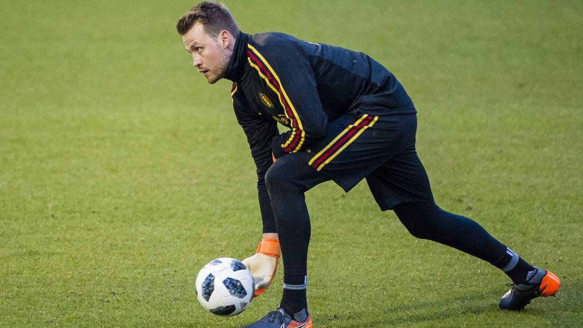 Courtois quitte sa sélection sur blessure — Belgique