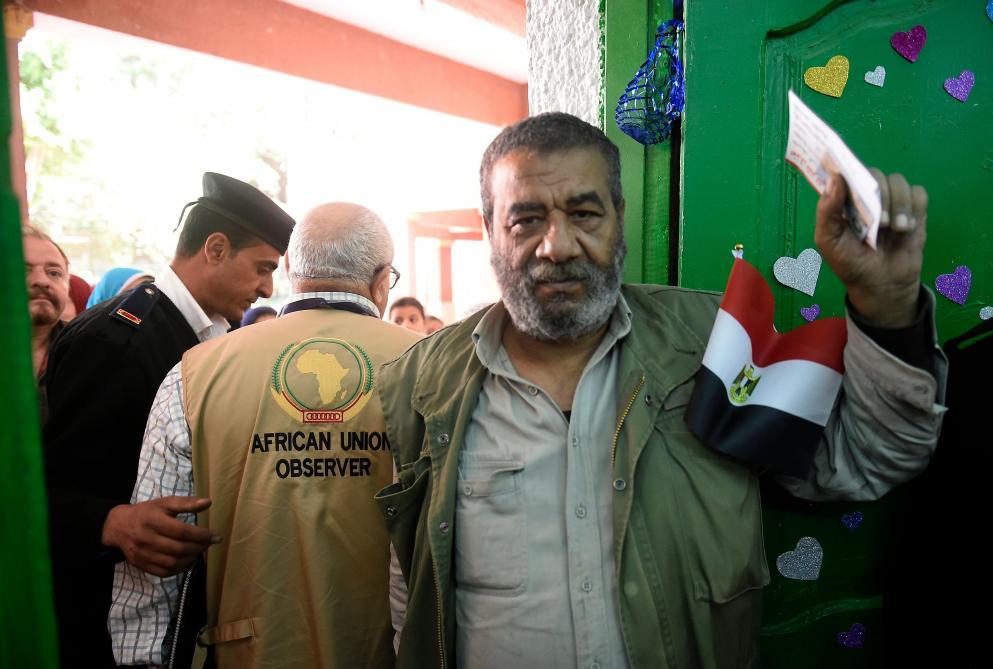 Élection présidentielle en Égypte: ouverture des bureaux de vote