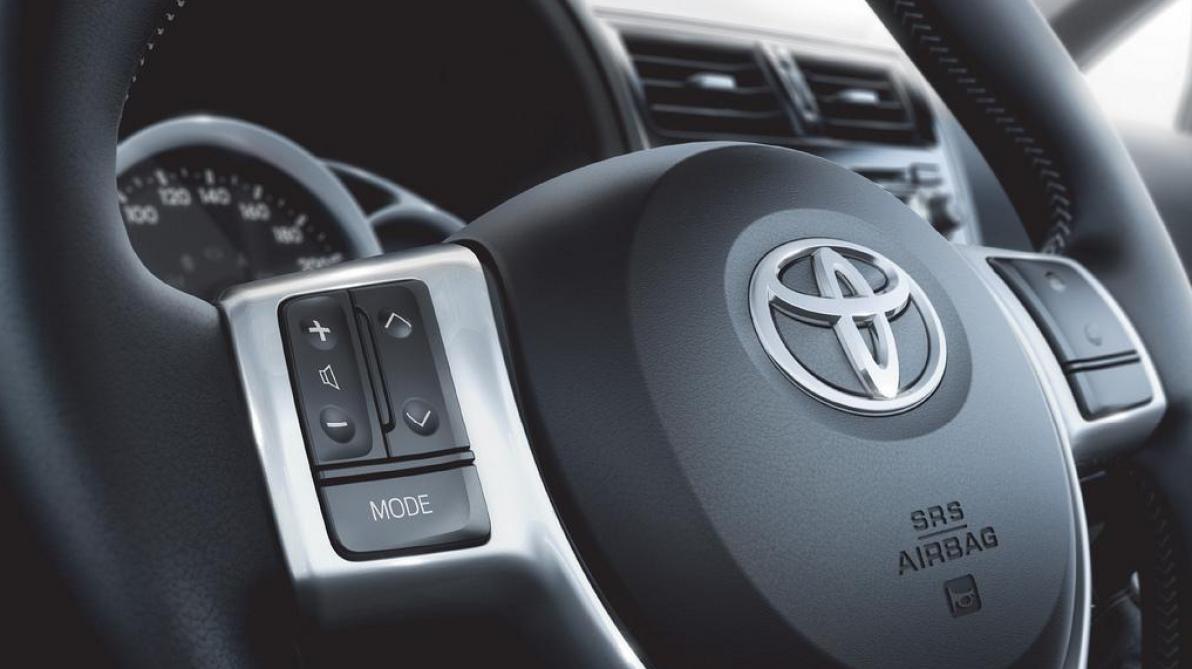 Toyota rappelle 8.000 voitures en Belgique — Airbags défectueux