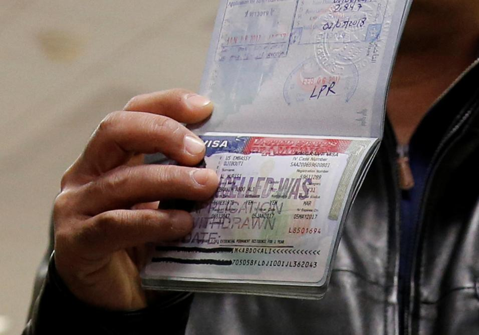 De nouvelles conditions, le Maroc concerné — Visa américain