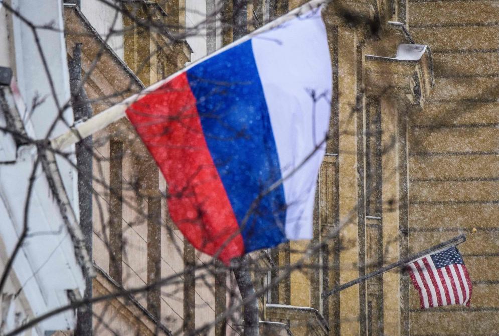 Moscou expulse 60 diplomates américains
