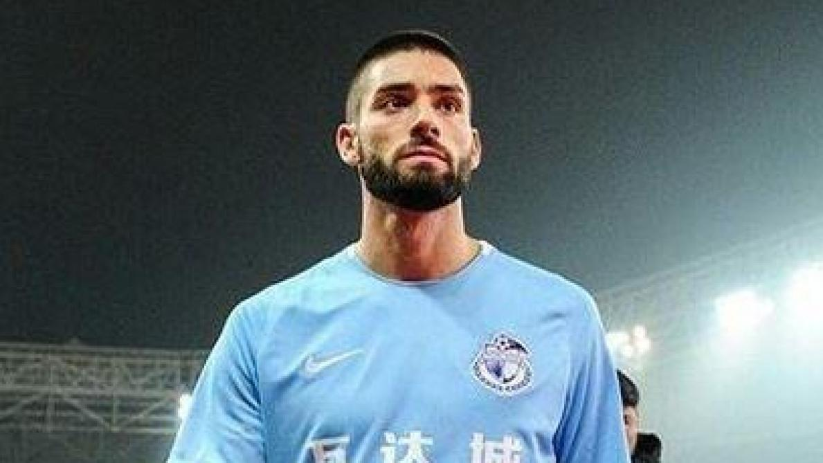 VIDÉO | Carrasco inscrit un lob splendide en Chine