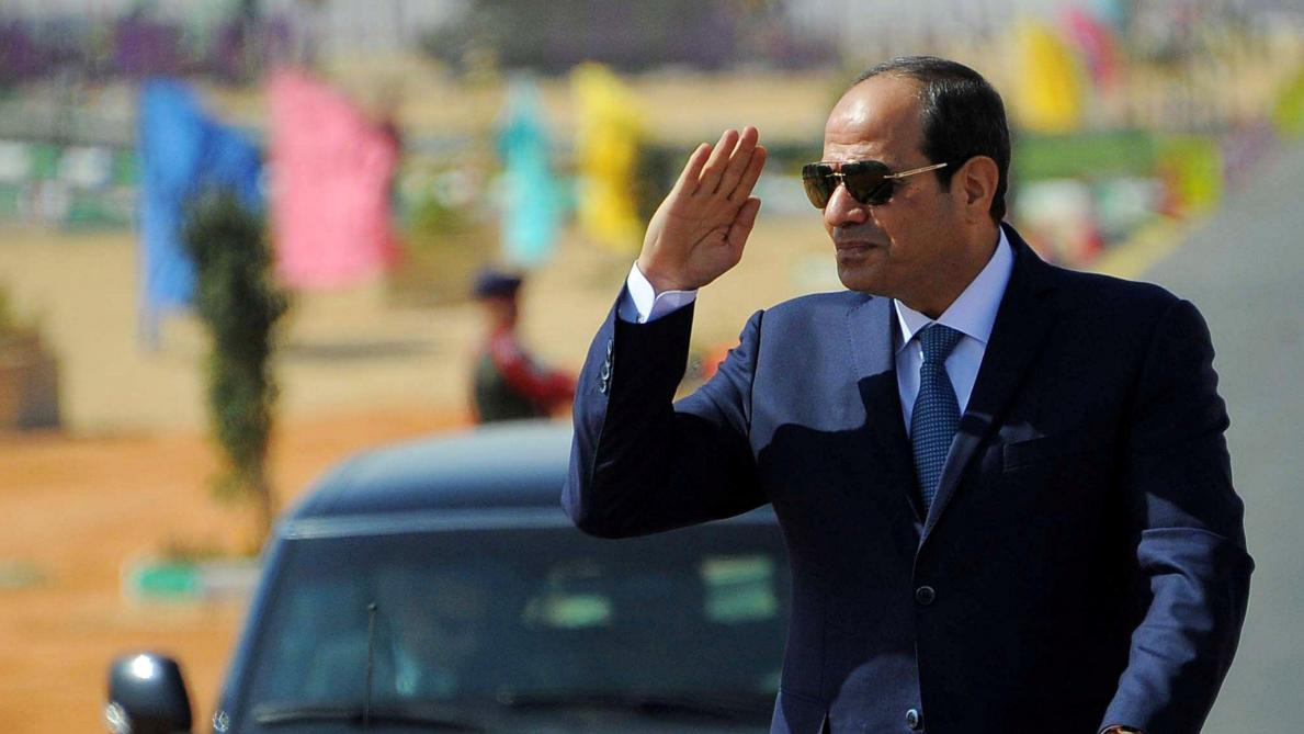 Sissi réélu président avec 97% des voix — Égypte