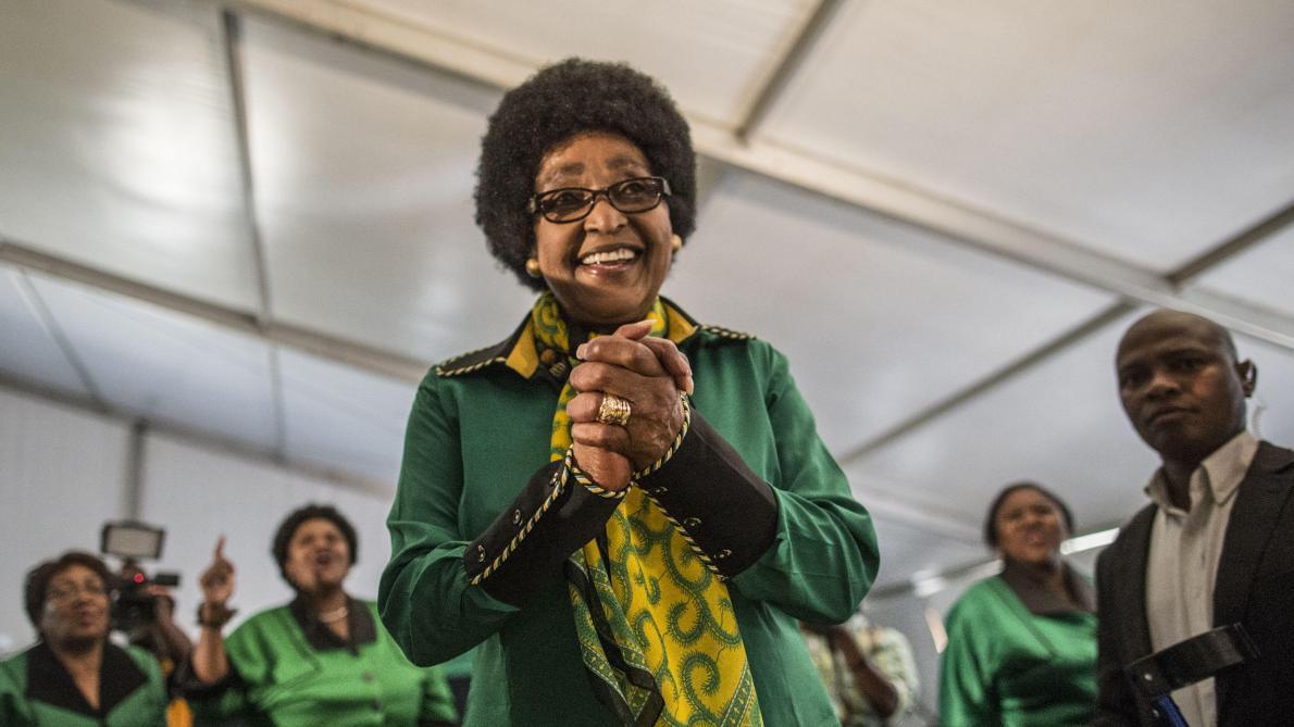 Winnie Mandela est morte à l'âge de 81 ans