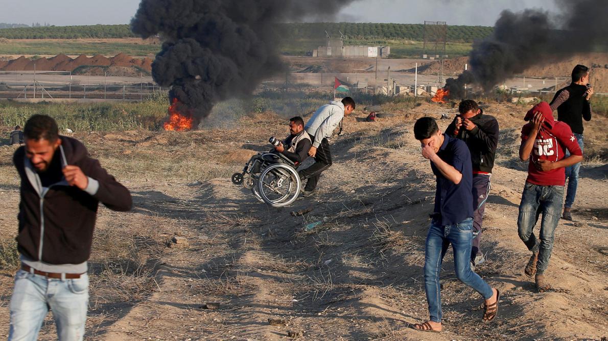 Après les morts de Gaza, Israël tente de se justifier