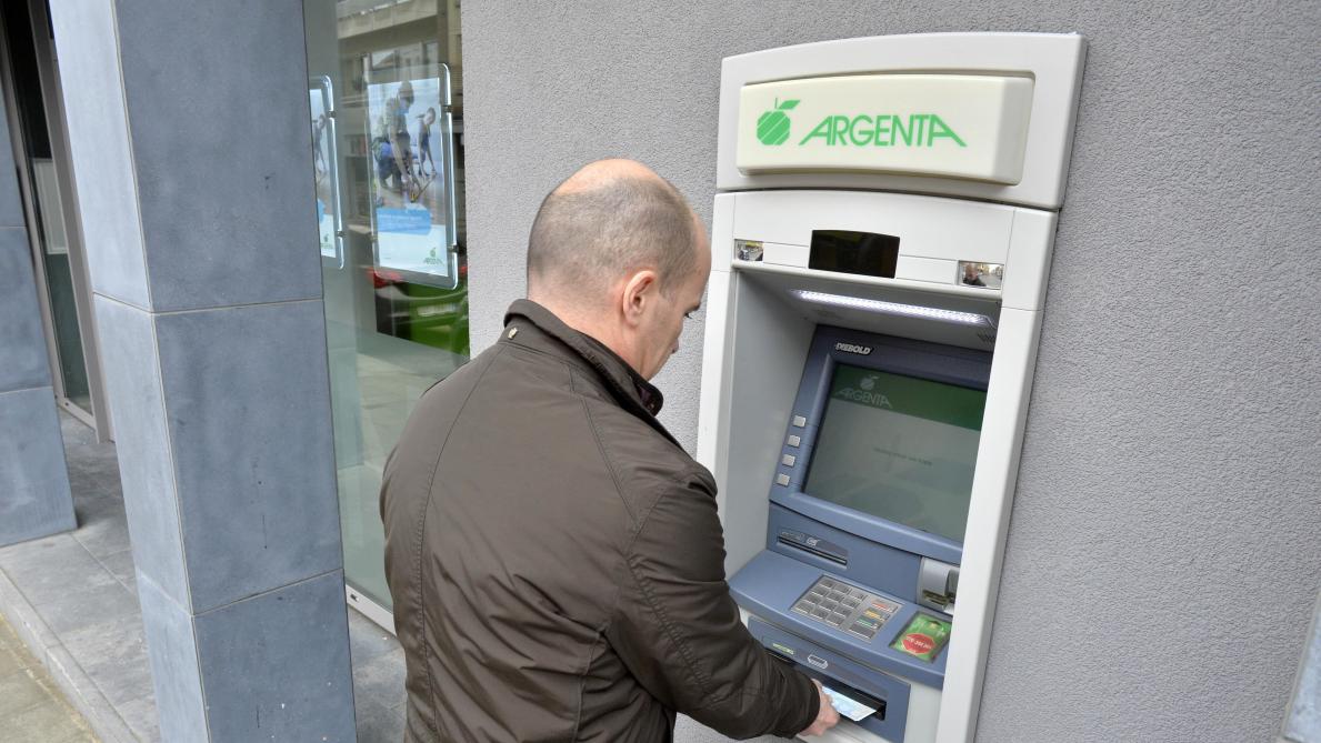 L'application et la banque en ligne à nouveau opérationnelles — Argenta
