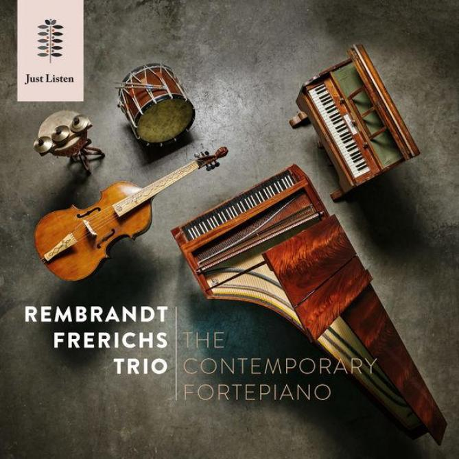 <span>Rembrandt Frerichs Trio</span> The contemporary fortepiano
