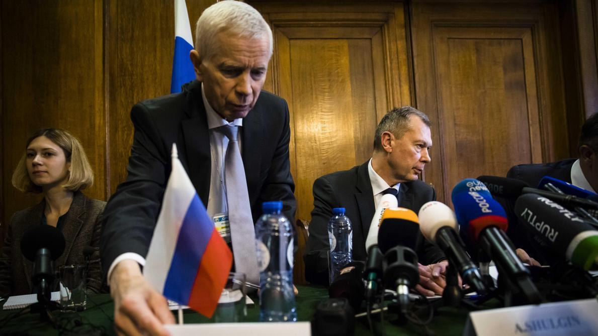 Russie: le gouvernement soutiendra les entreprises sanctionnées par les USA