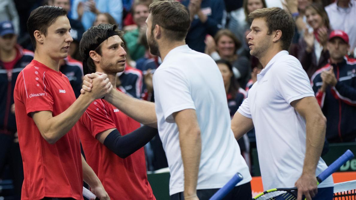 Coupe Davis: France/Espagne et Croatie/États-Unis à l'affiche des demies