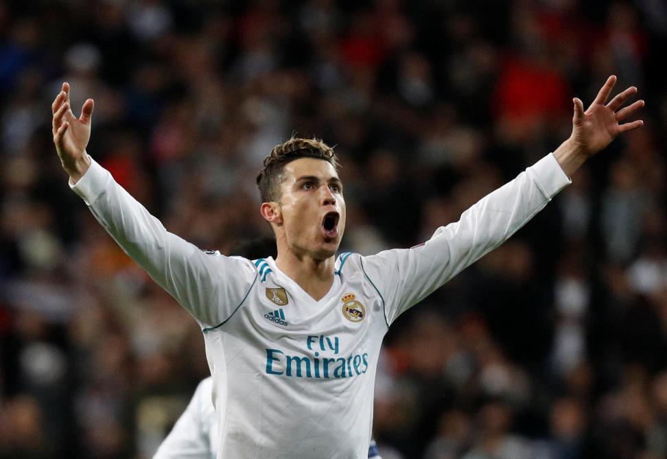 La Juventus proche de l'exploit face au Real Madrid — Ligue des Champions