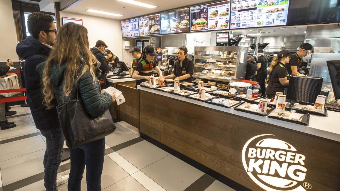 Burger King ouvre son premier restaurant d'autoroute en Belgique