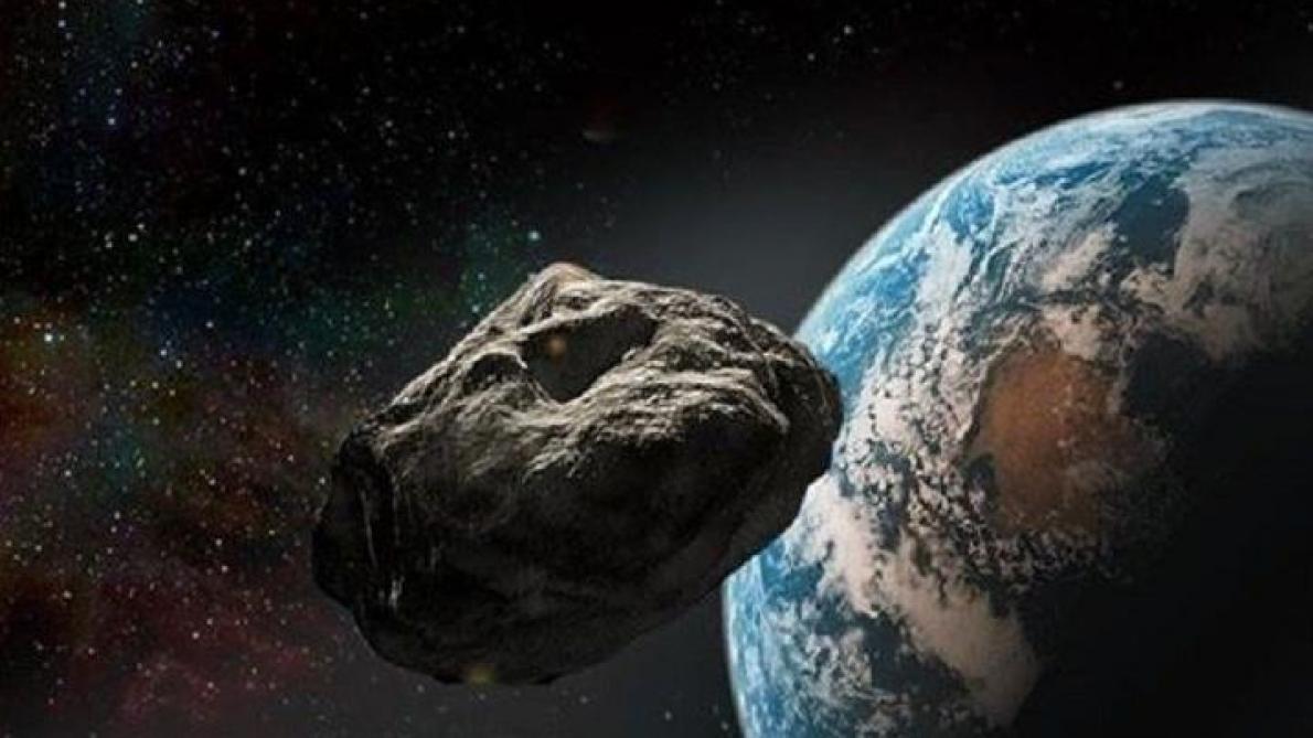 Un astéroïde géant passé tout près de la Terre