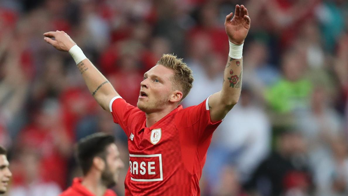 Vive altercation entre Sa Pinto et Belhocine — Standard-Anderlecht