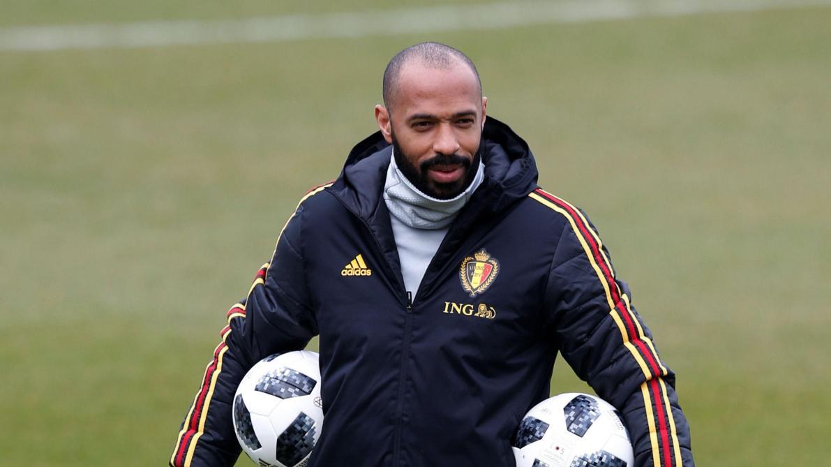 Thierry henry futur entra neur d arsenal le fran ais - Entraineur arsenal ...