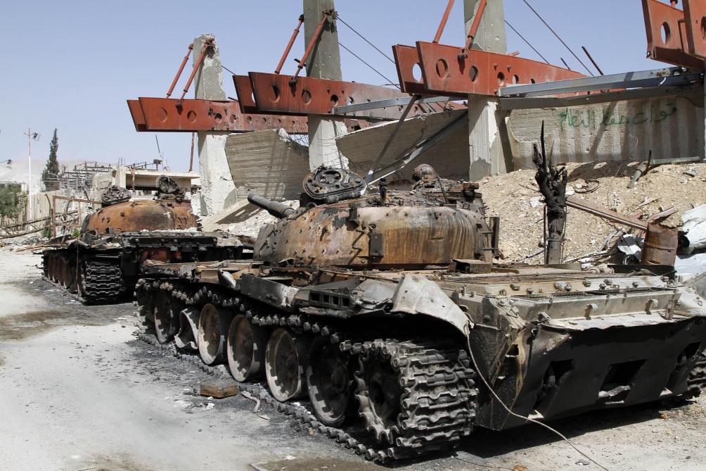 L'équipe de l'OIAC était arrivée en Syrie le 14 avril. Image d'illustration