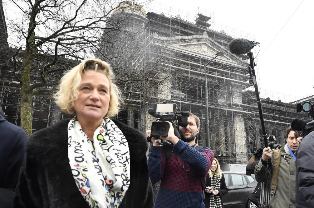 Delphine Boël réclame à la justice un test ADN d'Albert II