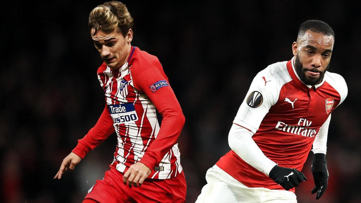 Arsenal tenu en échec par l'Atlético Madrid — Europa League
