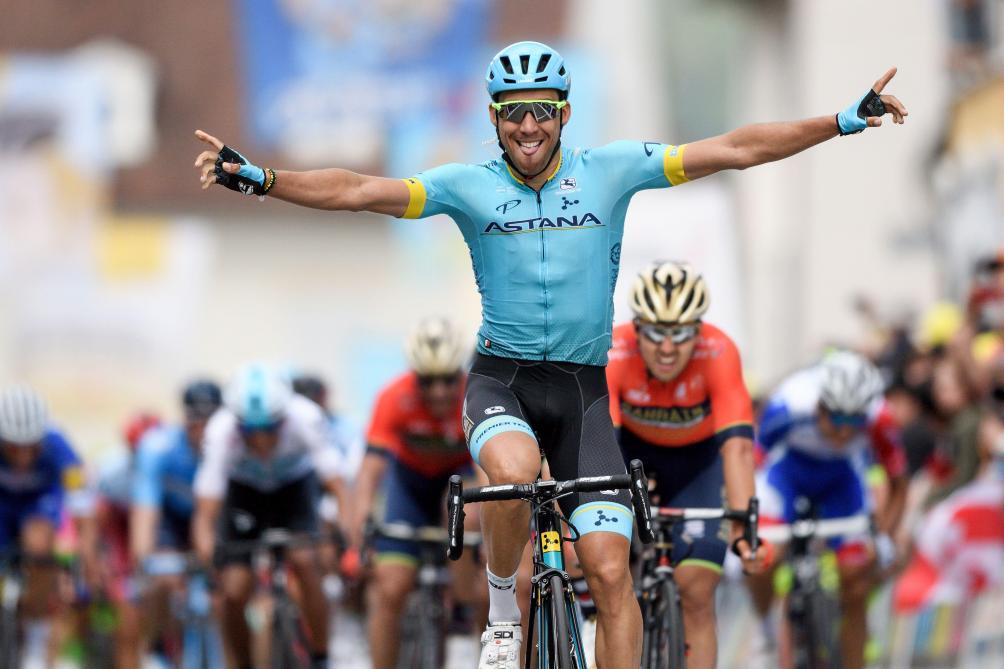 Thomas de Gendt remporte la deuxième étape en solitaire