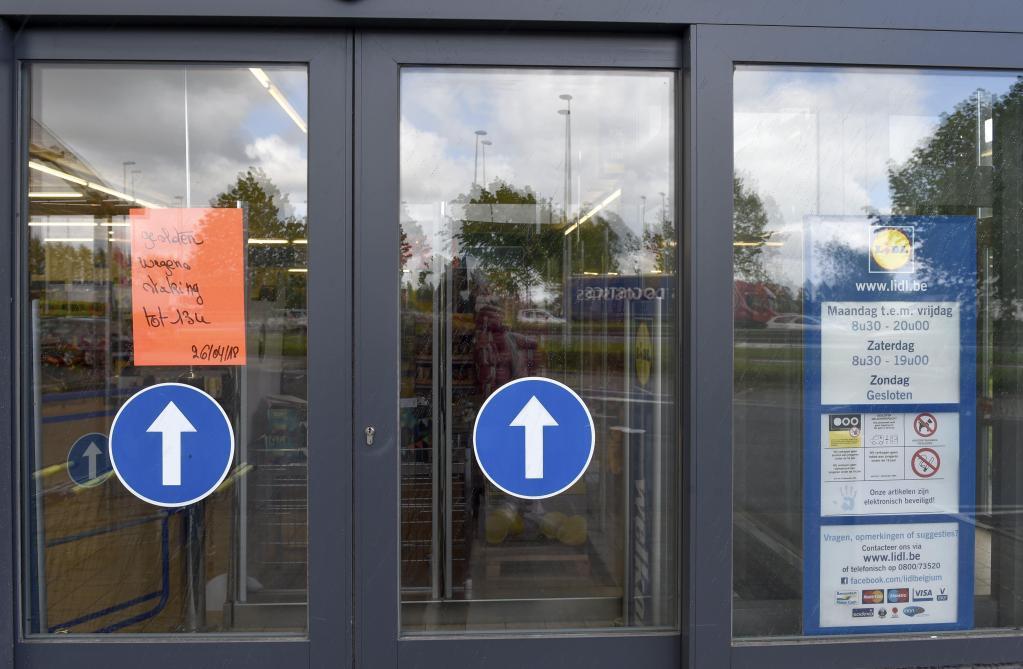 Grève chez Lidl  au moins 147 magasins en grève ce vendredi (vidéo ... fe8a697ecca4