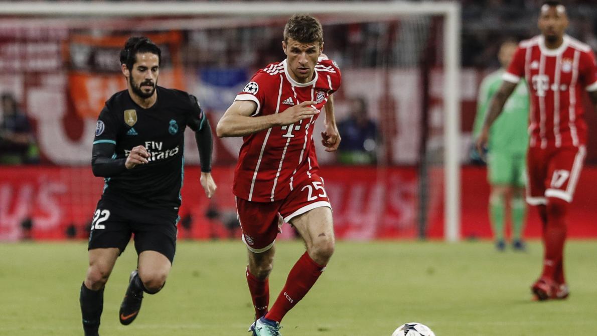 Clasico, Ramos envoie bouler le Barça pour le pasillo — Real
