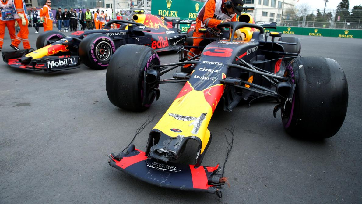 F1 : Red Bull attend des excuses