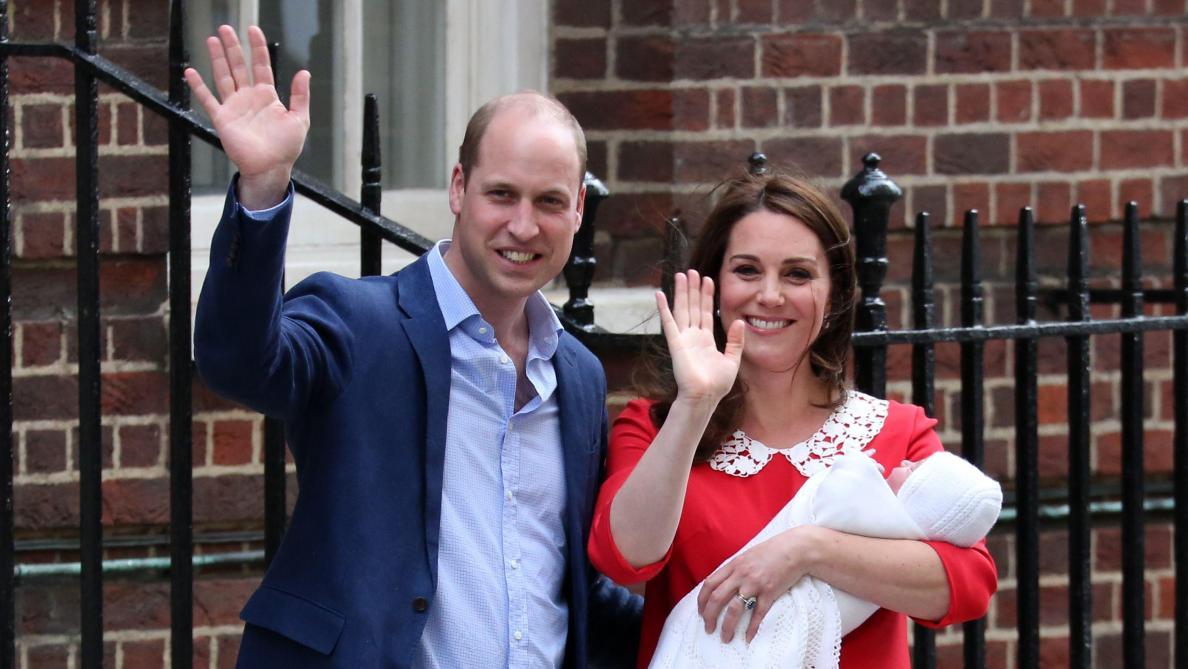 GB/Bébé royal: Kate, l'épouse du prince William, admise à la maternité