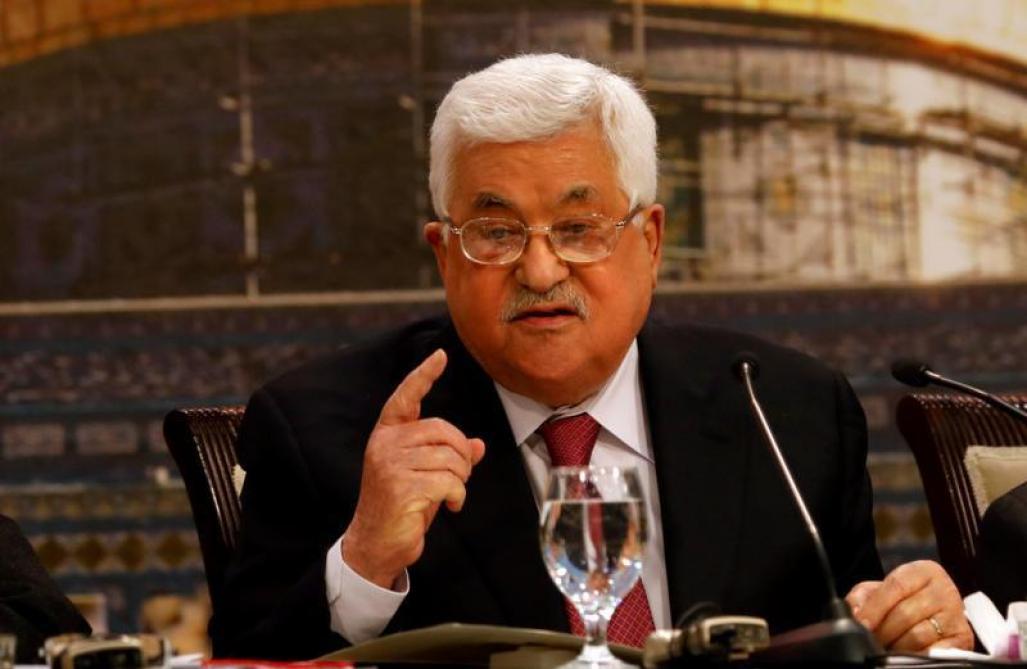 Mahmoud Abbas réélu président du comité exécutif de l'OLP — Palestine